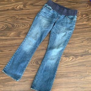 GAP Maternity Sexy Boot Cut Jeans   30/10 Long